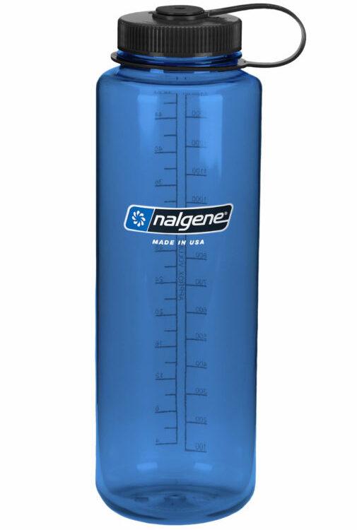 Nalgene Water Bottle 48oz Wide Mouth Silo Bottle
