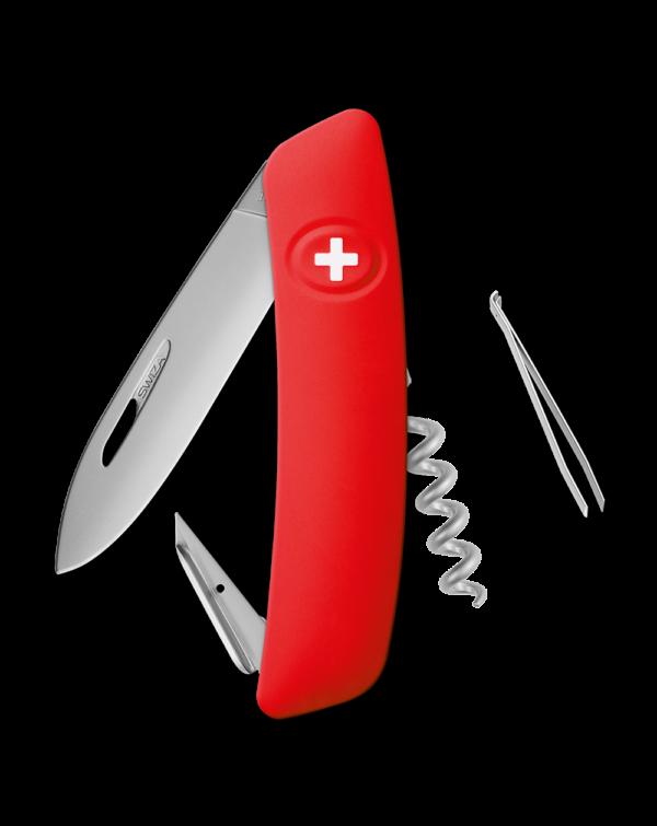 Swiza Knife D01 Allmatt