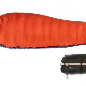 Nirvana Down Sleeping Bag -0°C Ultra (Hiking-019)