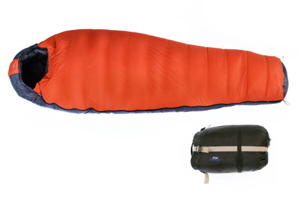 Nirvana Down Sleeping Bag -40°C (Expedition-020)