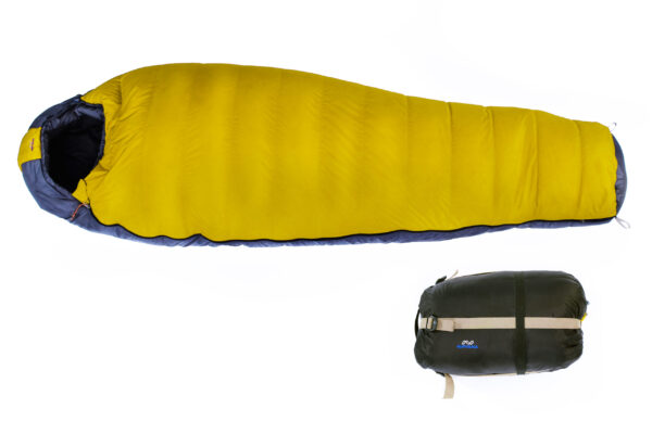 Nirvana Down Sleeping Bag-30°C (Expedition-020)